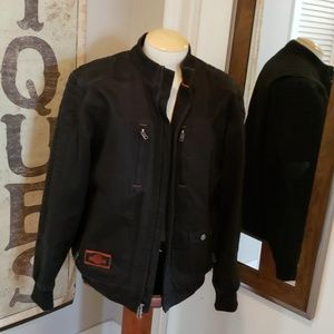 Harley Davidson distressed looking men jacket